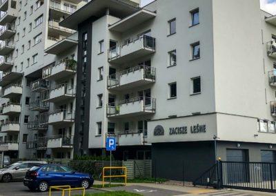 Gdynia, ul. Fleszerowej Muskat